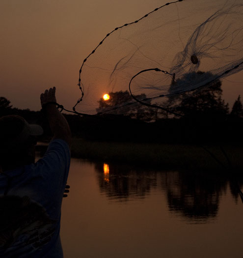 cast-net-sunset-827